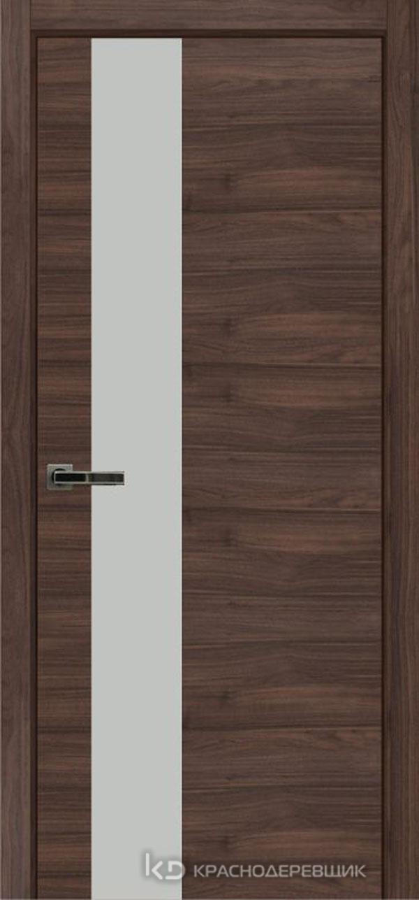 Экселент НочеДугласCPL горизонт Дверь ЭМ10 ДО, 21- 9, MatelacСильвер, с магн.замком AGB B041035034 п/цил, хром и 2 скр.петли IN301090, Прямой притвор