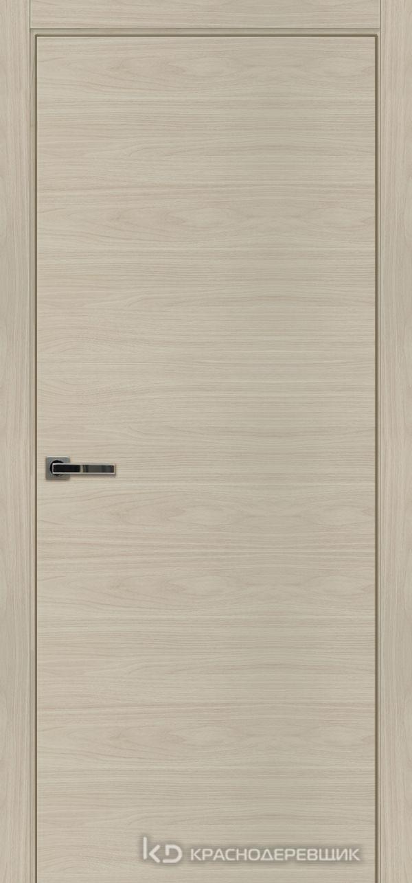 Экселент НочеСорентоCPL горизонт Дверь ЭМ00 ДГ, 21- 9, с фрез.под мех RENZ INLB96PLINDC п/фик, хром и 2 скр.петли IN301090, Прямой притвор