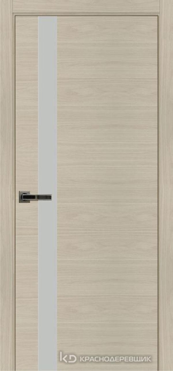 Экселент НочеСорентоCPL горизонт Дверь ЭМ01 ДО, 21- 9, MatelacСильвер, с фрез.под мех RENZ INLB96PLINDC п/фик, хром и 2 скр.петли IN301090, Прям.прит