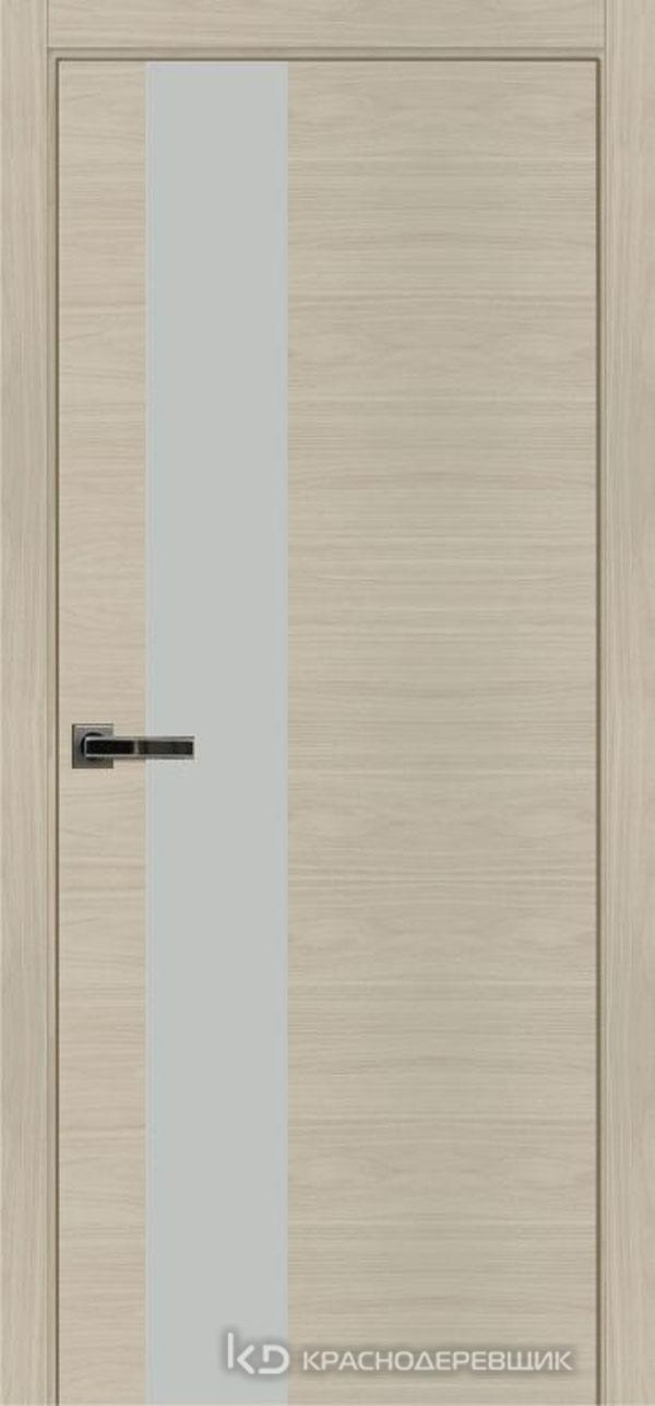 Экселент НочеСорентоCPL горизонт Дверь ЭМ10 ДО, 21- 9, MatelacСильвер, с фрез.под мех RENZ INLB96PLINDC п/фик, хром и 2 скр.петли IN301090, Прям.прит