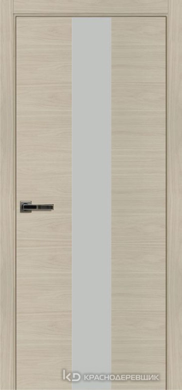 Экселент НочеСорентоCPL горизонт Дверь ЭМ04 ДО, 21- 9, MatelacСильвер, с магн.замком AGB B041035034 п/цил, хром и 2 скр.петли IN301090, Прямой притвор
