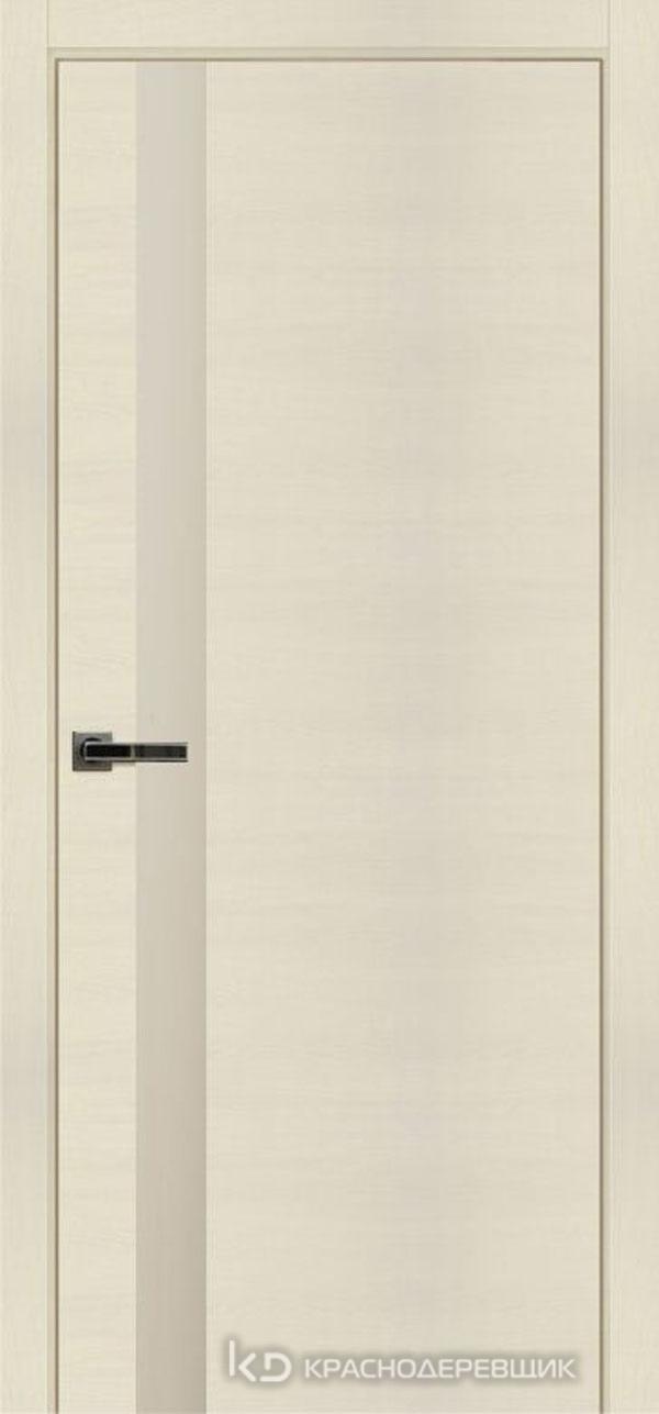 Экселент ОльмЛучиCPL горизонт Дверь ЭМ01 ДО, 21- 9, LacobelЖемч, с магн.замком AGB B041035034 п/цил, хром; Без фрезеровки под петли, Прямой притвор