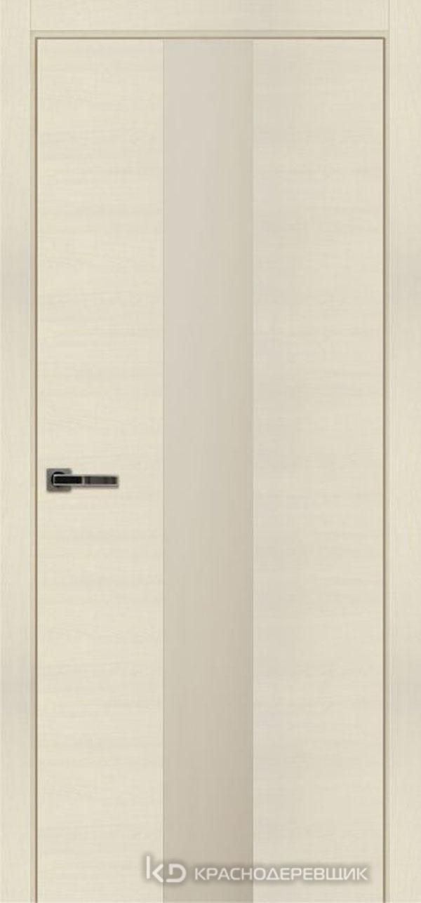 Экселент ОльмЛучиCPL горизонт Дверь ЭМ04 ДО, 21- 9, LacobelЖемч, с магн.замком AGB B041035034 п/цил, хром; Без фрезеровки под петли, Прямой притвор