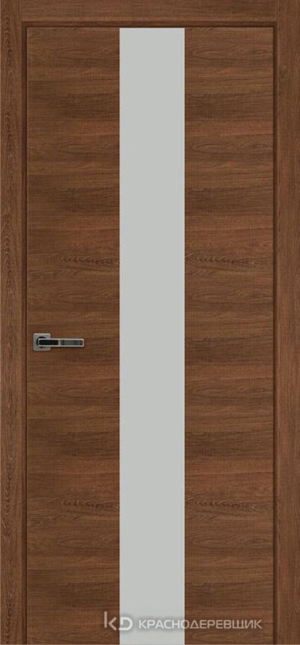 Экселент РовереСегатаCPL горизонт Дверь ЭМ04 ДО, 21- 9, MatelacСильвер, Без фурн/фрез, Прямой притвор
