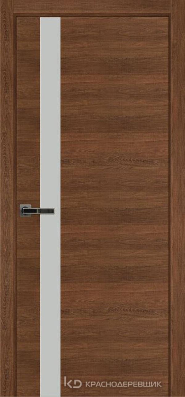 Экселент РовереСегатаCPL горизонт Дверь ЭМ01 ДО, 21- 9, MatelacСильвер, с фрез.под мех.RENZ INLB96PLINDC п/фикс, хром и 2 скр.петли IN301090, Прям.пр