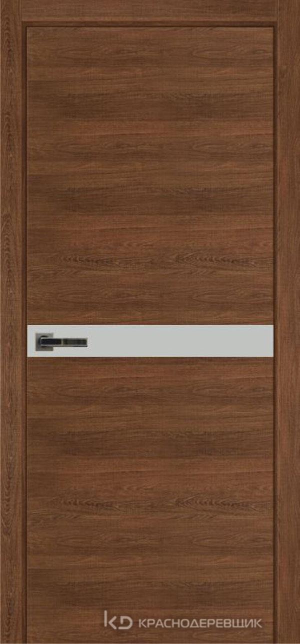 Экселент РовереСегатаCPL горизонт Дверь ЭМ12 ДО, 21- 9, MatelacСильвер, с фрез.под мех.RENZ INLB96PLINDC п/фикс, хром и 2 скр.петли IN301090, Прям.пр