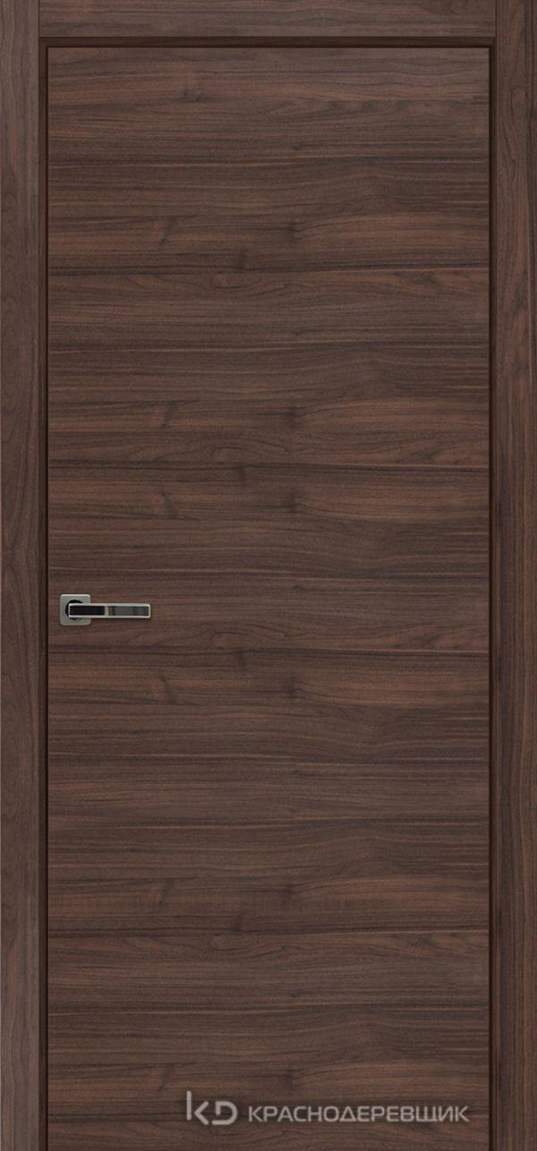 Экселент НочеДугласCPL горизонт Дверь ЭМ00 ДГ, 21- 9, с фрез.под мех.зам RENZ INLB96PLINDC п/фикс, хром и 2 скр.петли IN301090, Прямой притвор