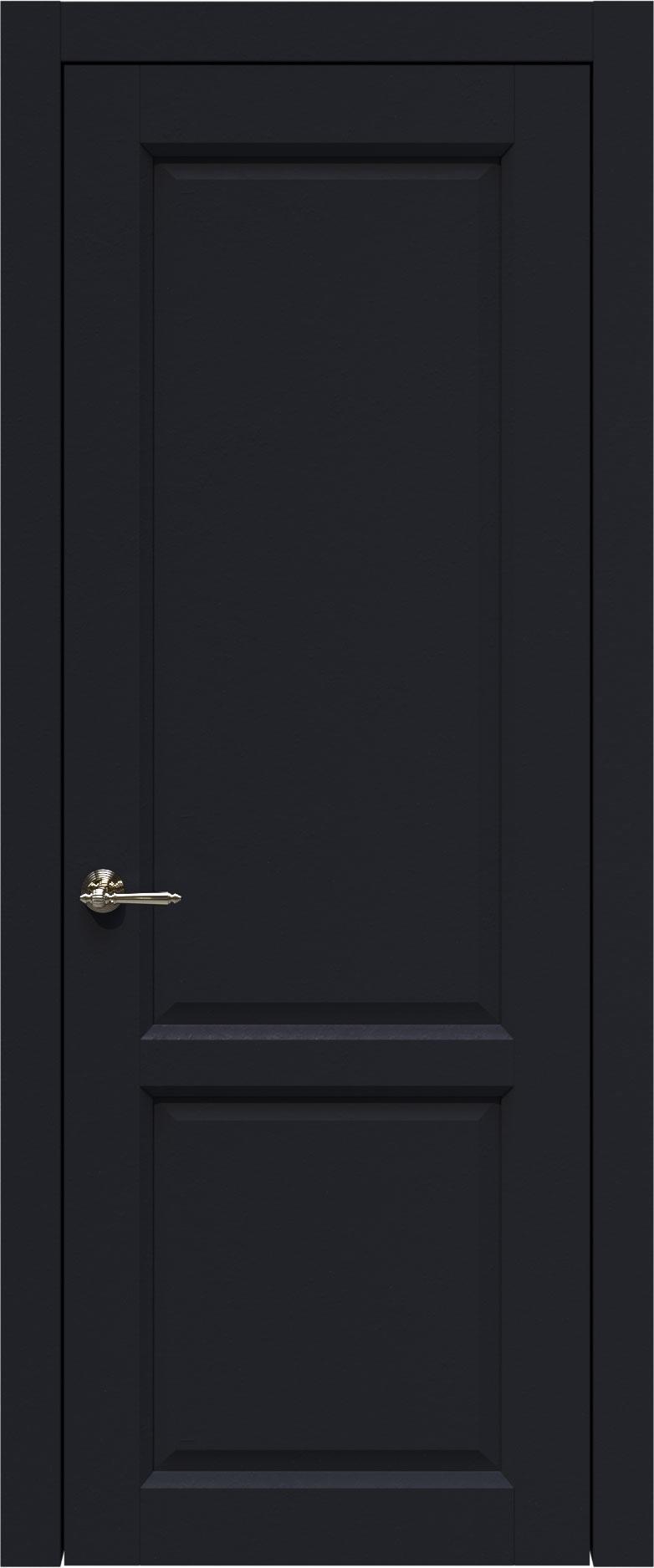 Dinastia цвет - Черная эмаль (RAL 9004) Без стекла (ДГ)