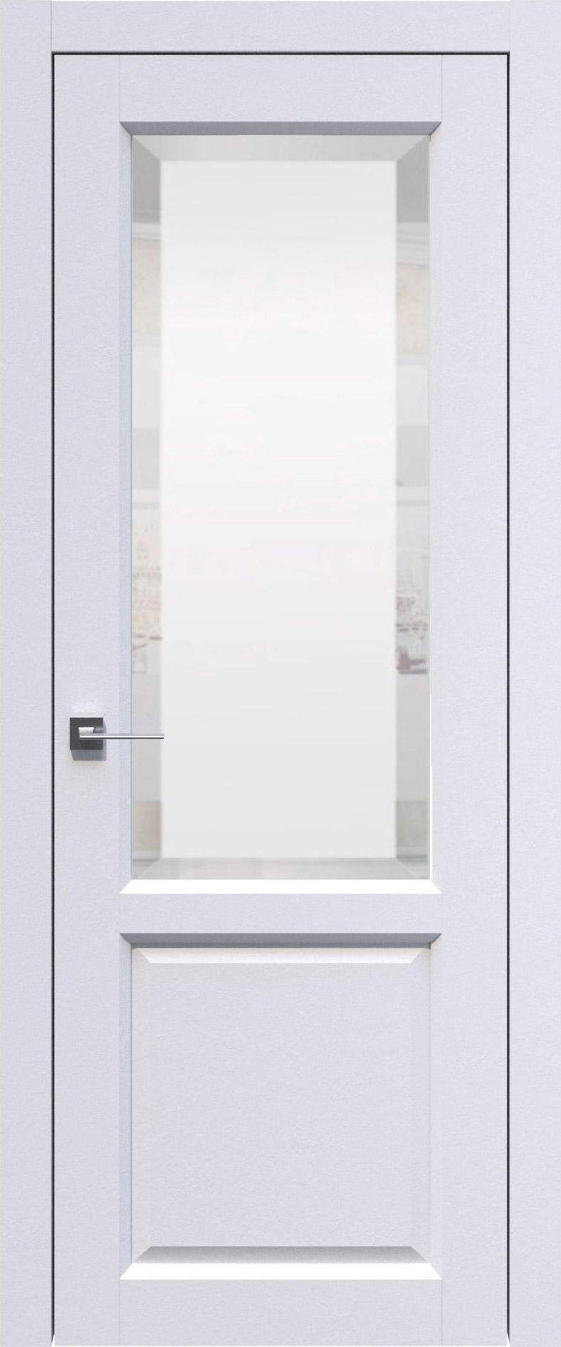 Dinastia цвет - Арктик белый Со стеклом (ДО)