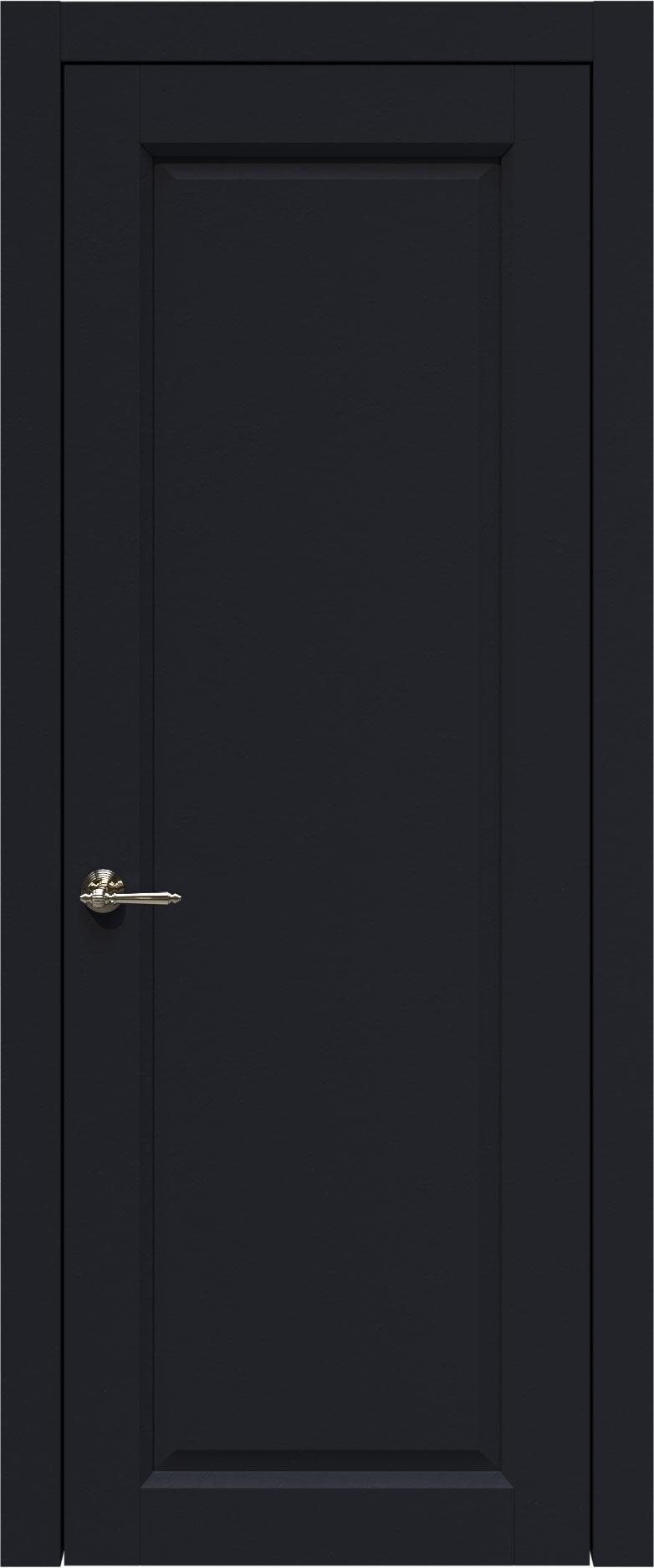 Domenica цвет - Черная эмаль (RAL 9004) Без стекла (ДГ)