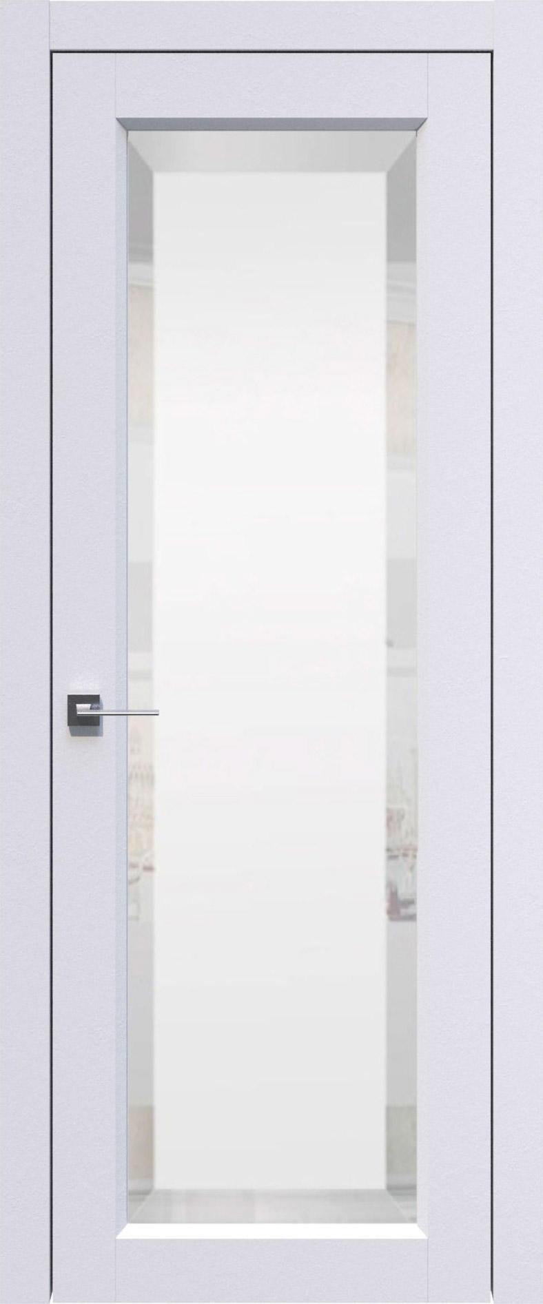 Domenica цвет - Арктик белый Со стеклом (ДО)