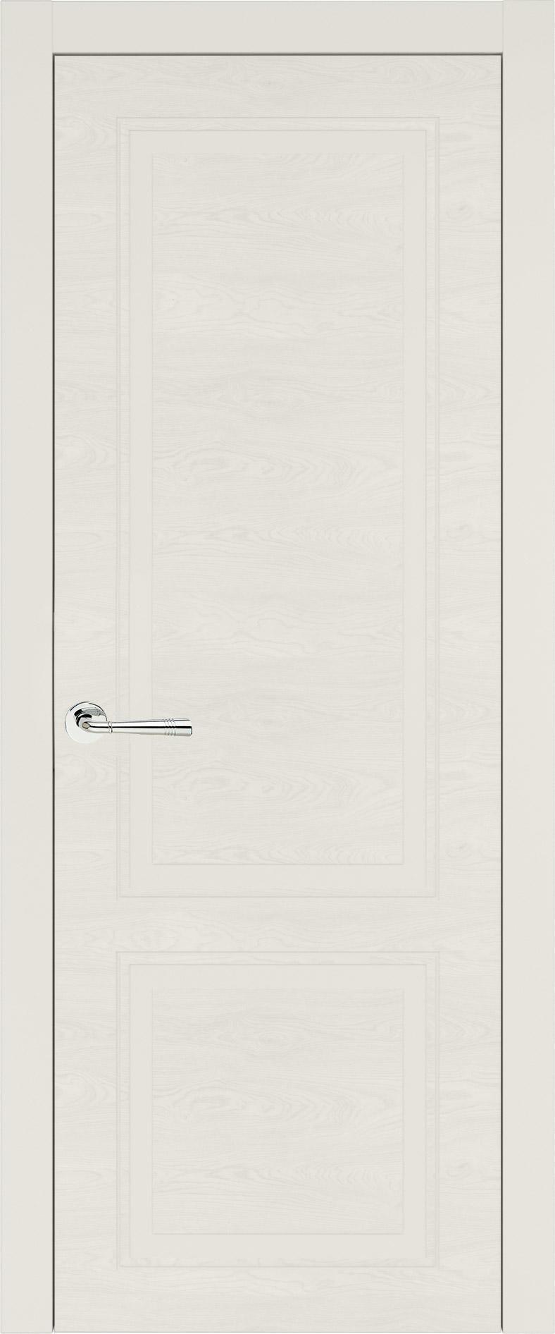 Dinastia Neo Classic цвет - Бежевая эмаль по шпону (RAL 9010) Без стекла (ДГ)