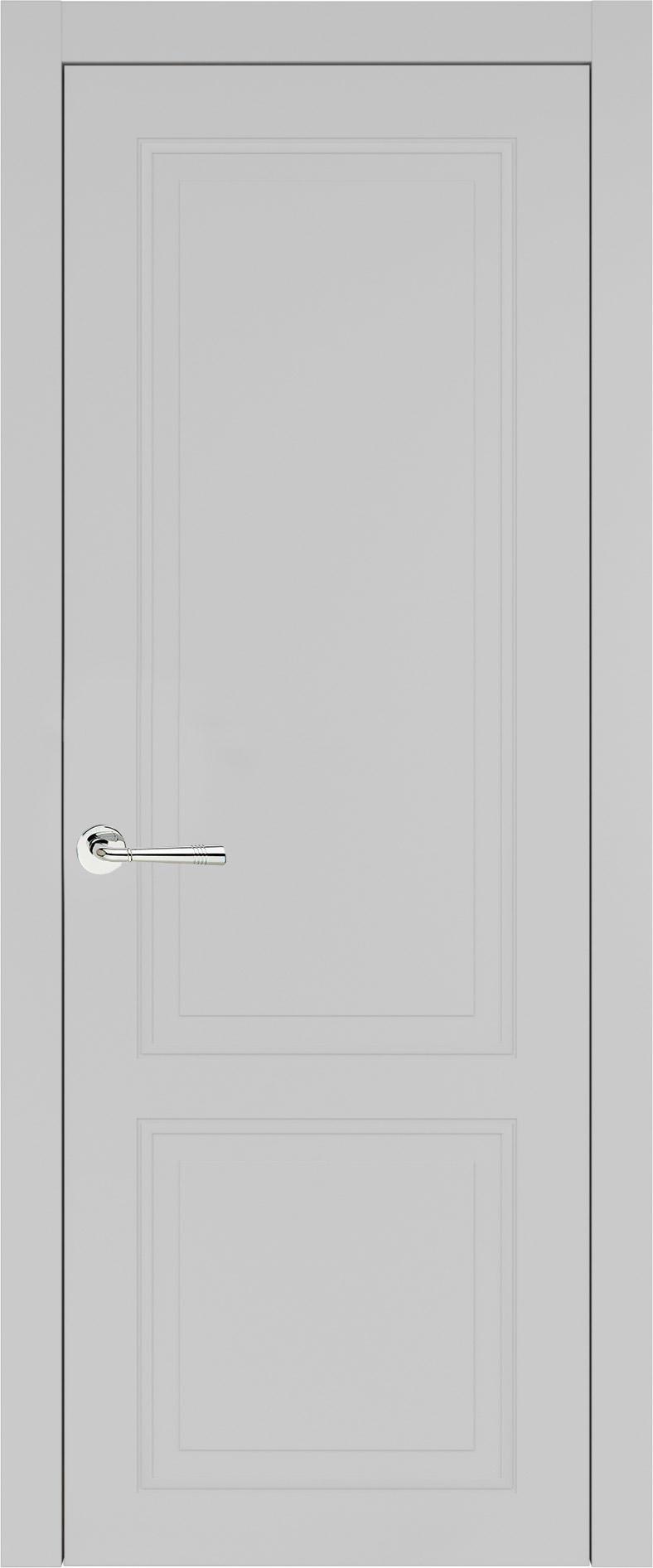 Dinastia Neo Classic цвет - Серая эмаль (RAL 7047) Без стекла (ДГ)