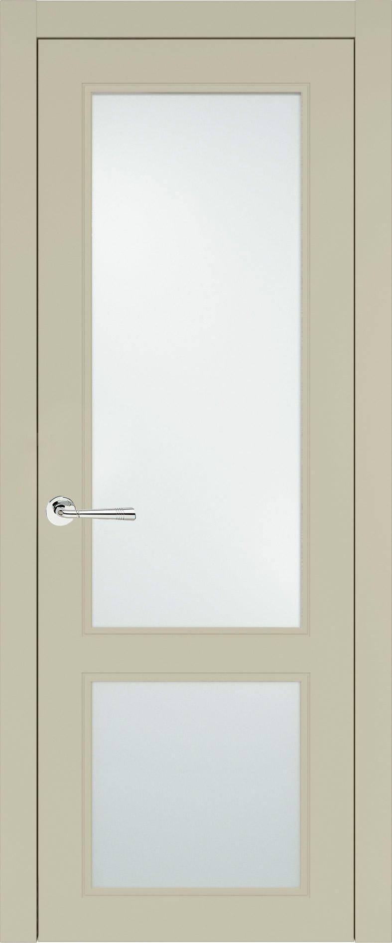 Dinastia Neo Classic цвет - Серо-оливковая эмаль (RAL 7032) Со стеклом (ДО)