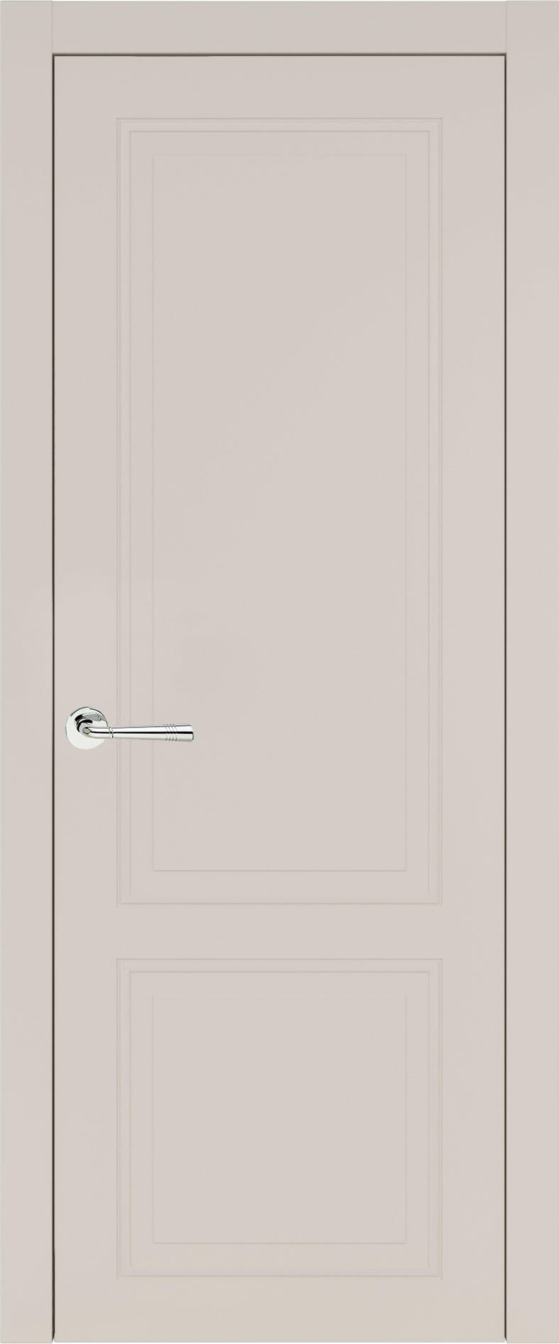 Dinastia Neo Classic цвет - Жемчужная эмаль (RAL 1013) Без стекла (ДГ)