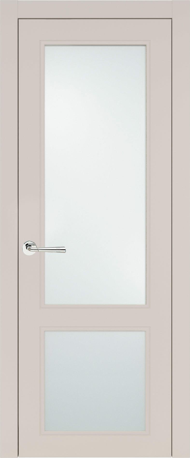 Dinastia Neo Classic цвет - Жемчужная эмаль (RAL 1013) Со стеклом (ДО)