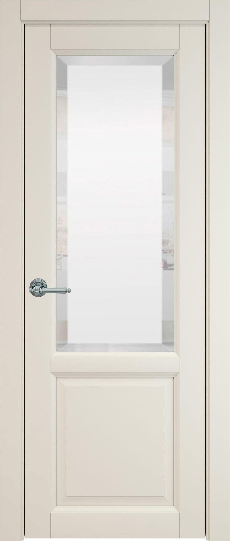 Dinastia цвет - Жемчужная эмаль (RAL 1013) Со стеклом (ДО)
