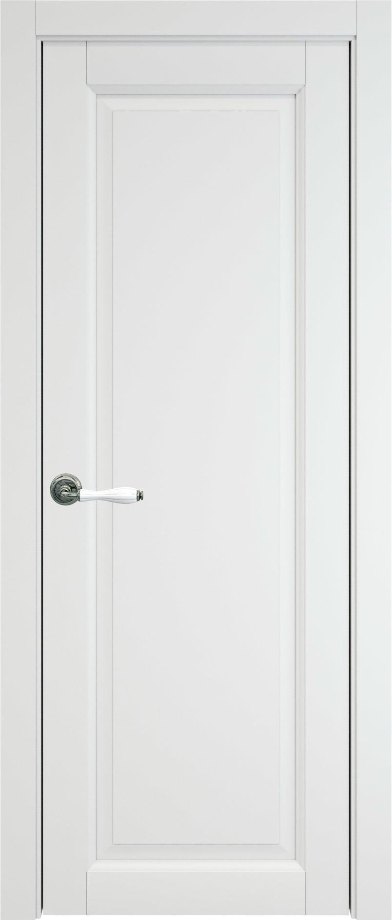 Domenica цвет - Белая эмаль (RAL 9003) Без стекла (ДГ)