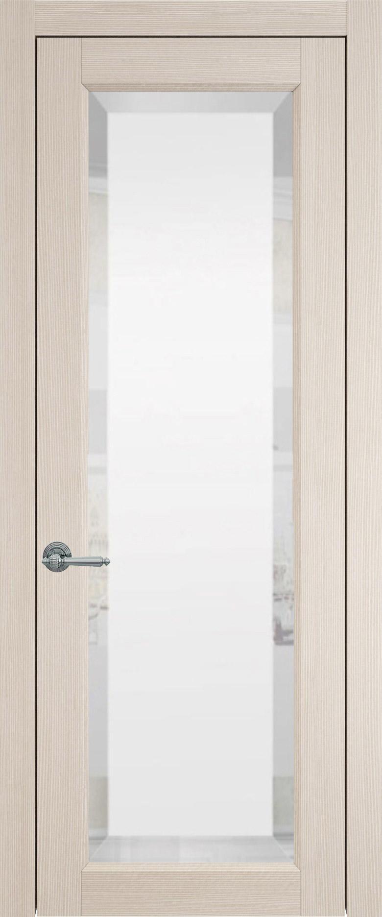 Domenica цвет - Беленый дуб Со стеклом (ДО)