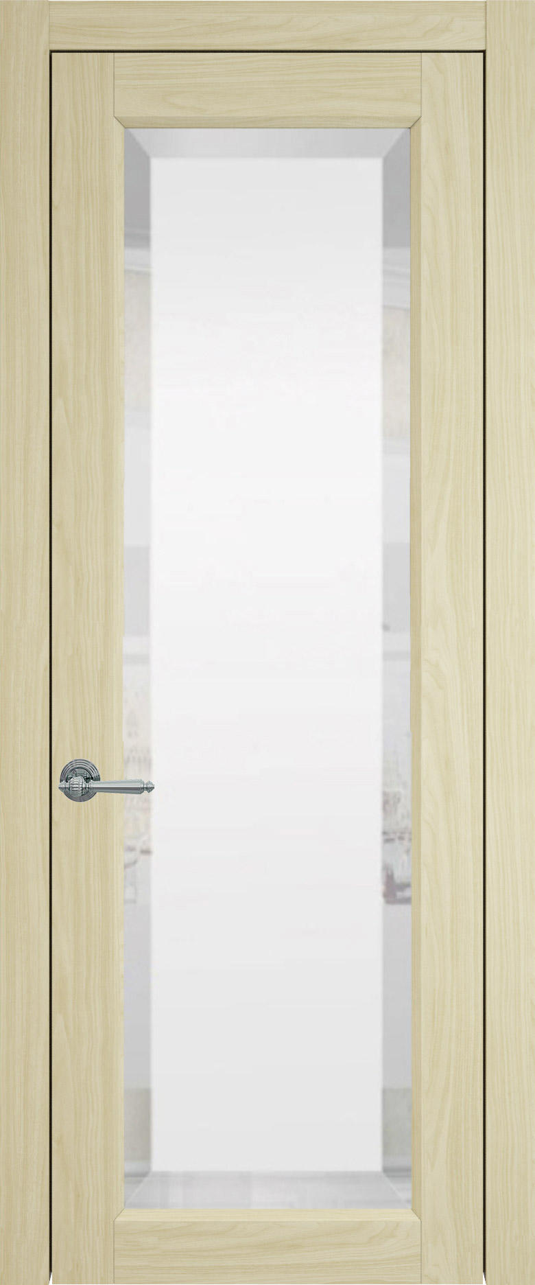 Domenica цвет - Дуб нордик Со стеклом (ДО)