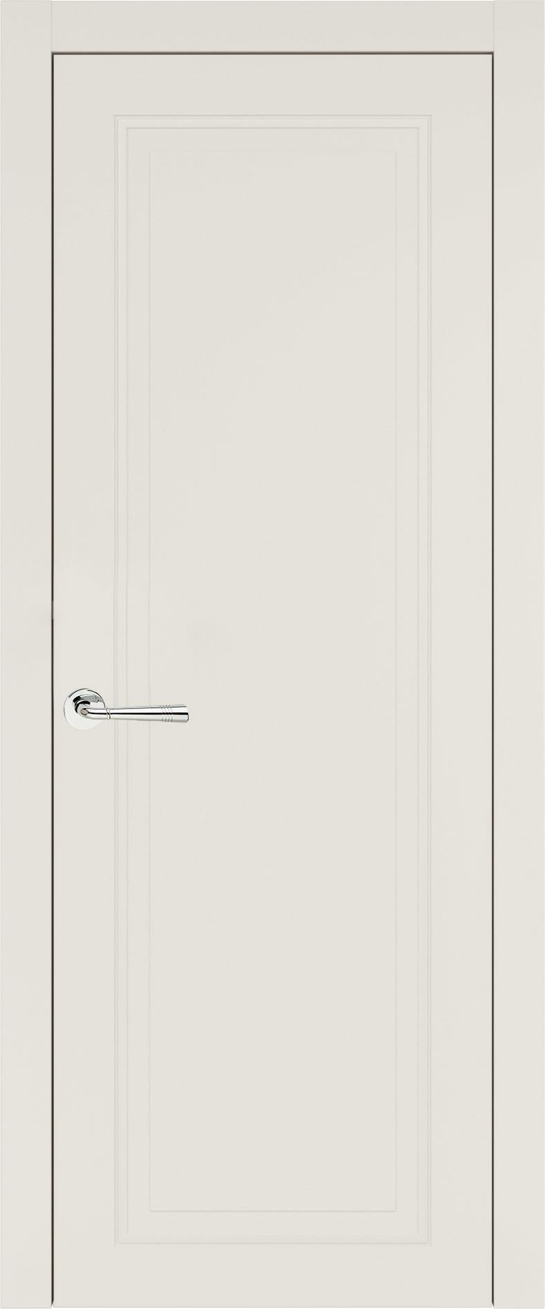 Domenica Neo Classic цвет - Бежевая эмаль (RAL 9010) Без стекла (ДГ)