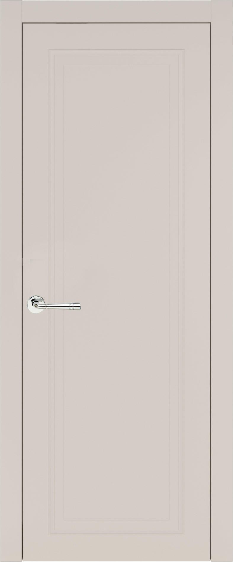 Domenica Neo Classic цвет - Жемчужная эмаль (RAL 1013) Без стекла (ДГ)