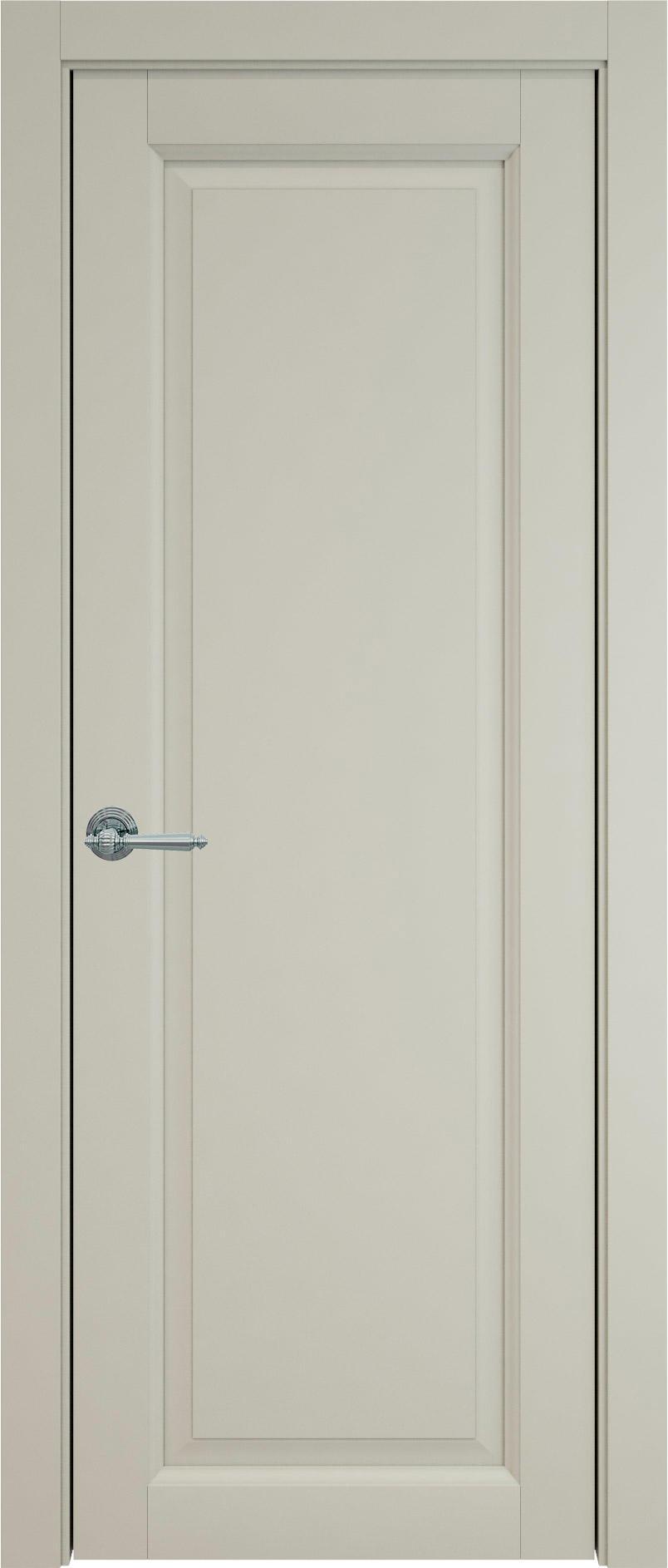 Domenica цвет - Серо-оливковая эмаль (RAL 7032) Без стекла (ДГ)