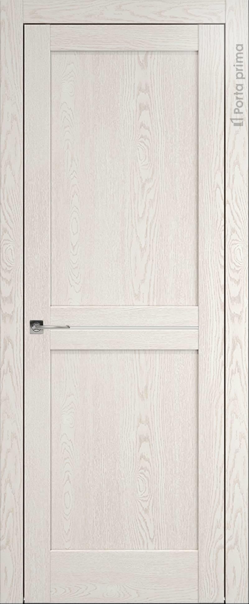 Elegante цвет - Белый ясень (nano-flex) Без стекла (ДГ)