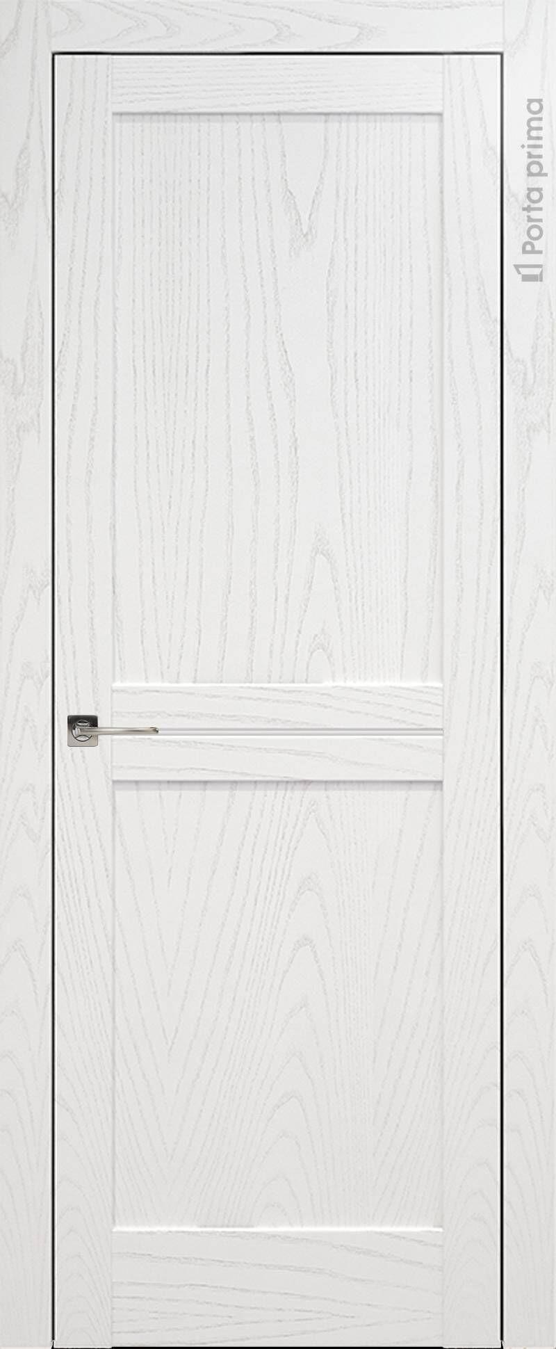 Elegante цвет - Белый ясень (шпон) Без стекла (ДГ)
