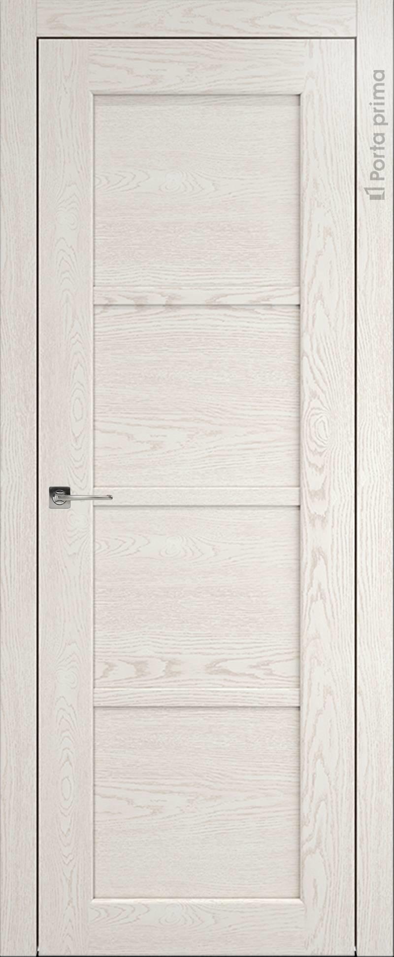 Felicia цвет - Белый ясень (nano-flex) Без стекла (ДГ)