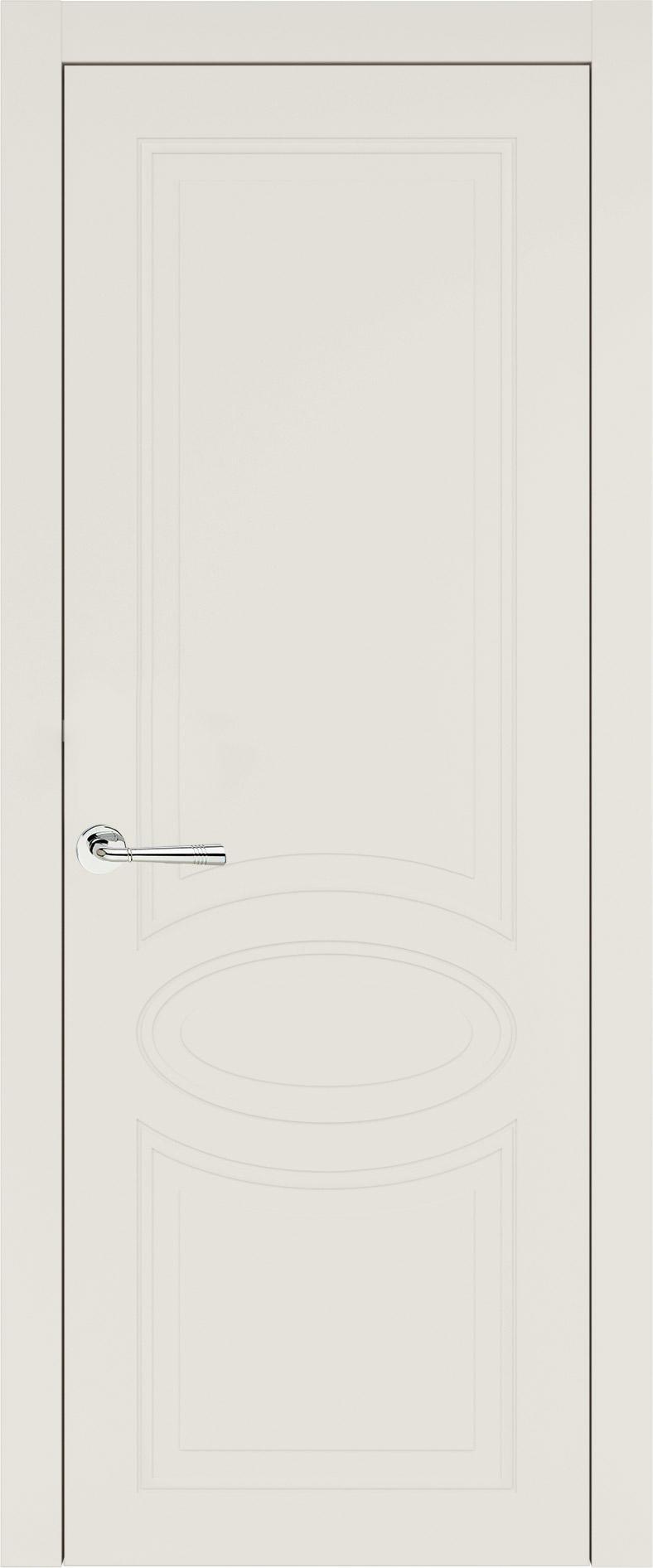 Florencia Neo Classic цвет - Бежевая эмаль (RAL 9010) Без стекла (ДГ)