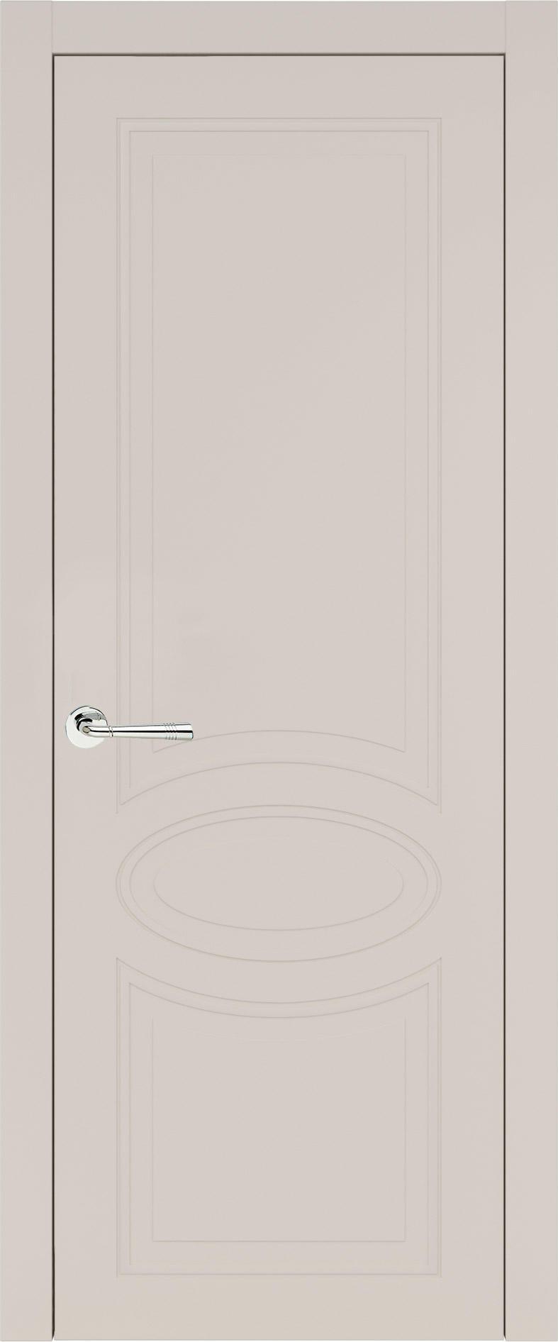 Florencia Neo Classic цвет - Жемчужная эмаль (RAL 1013) Без стекла (ДГ)