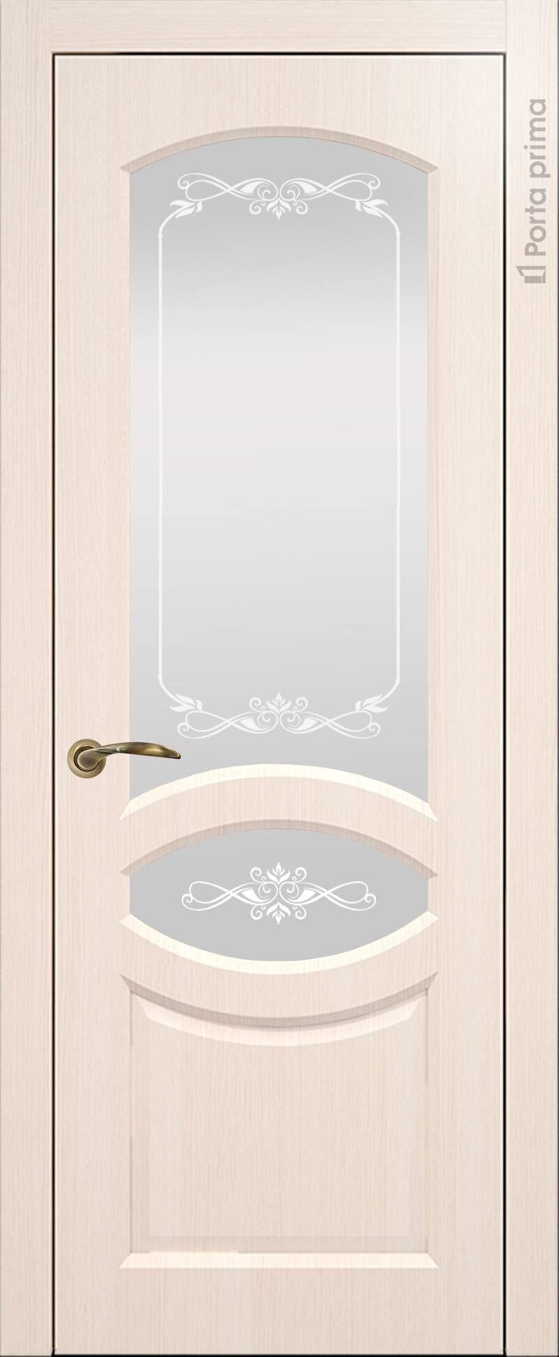 Florencia-R цвет - Беленый дуб Со стеклом (ДО)