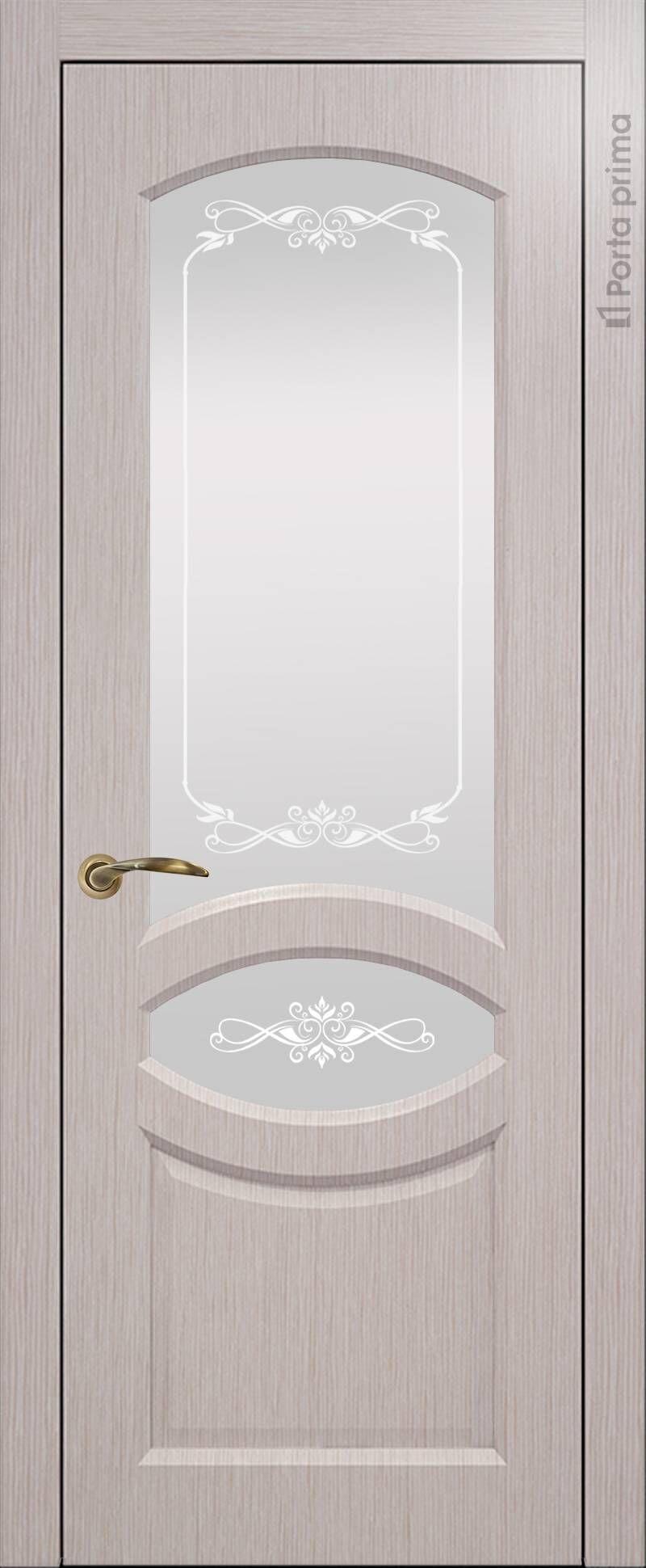 Florencia-R цвет - Дымчатый дуб Со стеклом (ДО)
