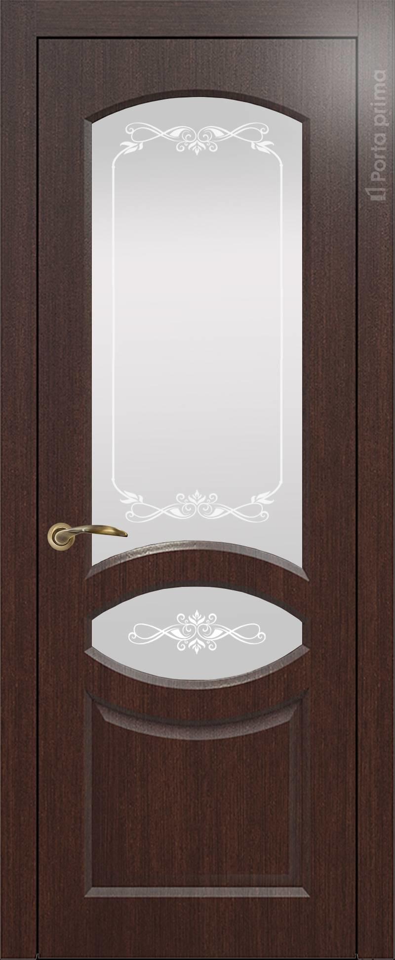 Florencia-R цвет - Венге Со стеклом (ДО)