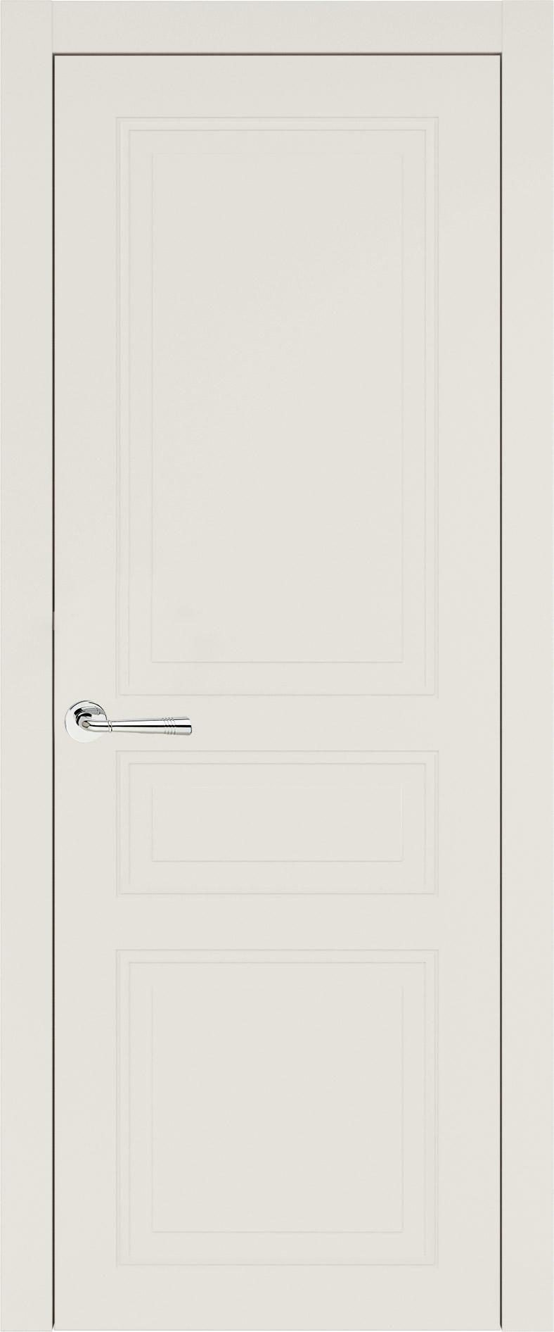Imperia-R Neo Classic цвет - Бежевая эмаль (RAL 9010) Без стекла (ДГ)