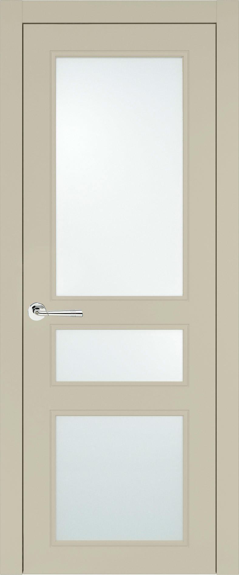 Imperia-R Neo Classic цвет - Серо-оливковая эмаль (RAL 7032) Со стеклом (ДО)
