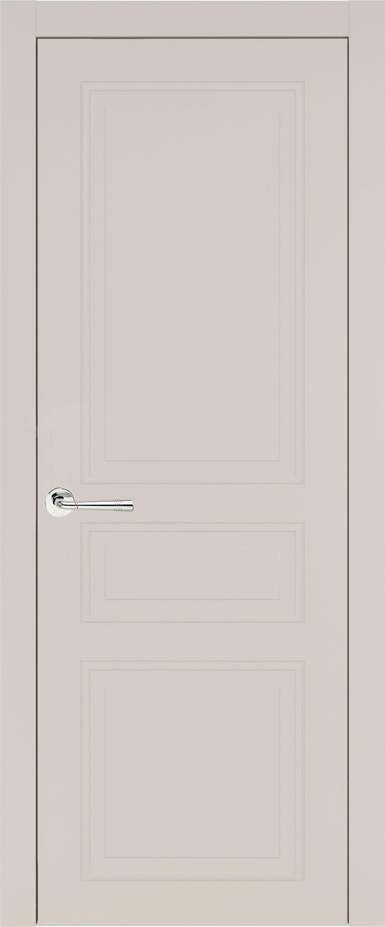 Imperia-R Neo Classic цвет - Жемчужная эмаль (RAL 1013) Без стекла (ДГ)