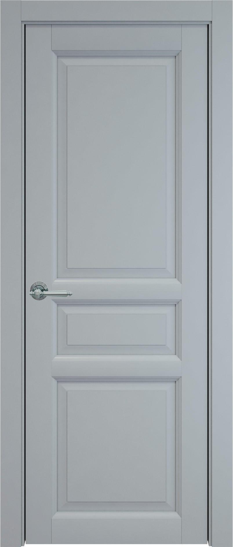 Imperia-R цвет - Серебристо-серая эмаль (RAL 7045) Без стекла (ДГ)