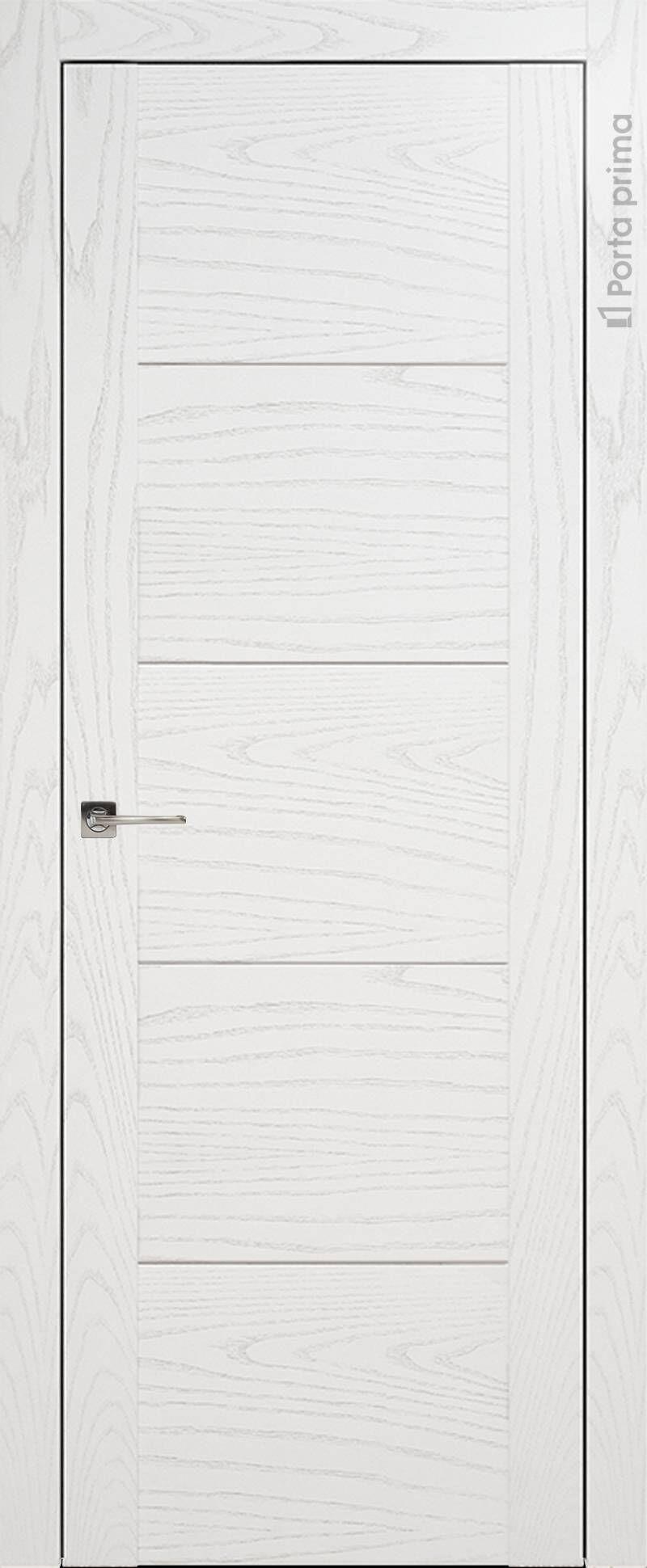 Maggiore цвет - Белый ясень (шпон) Без стекла (ДГ)