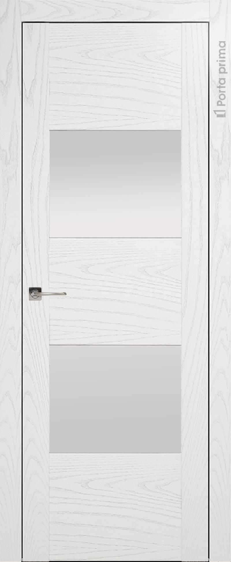 Maggiore цвет - Белый ясень (шпон) Со стеклом (ДО)