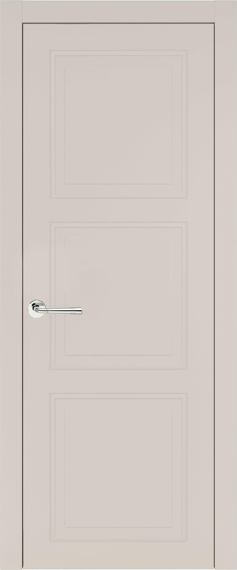 Milano Neo Classic цвет - Жемчужная эмаль (RAL 1013) Без стекла (ДГ)