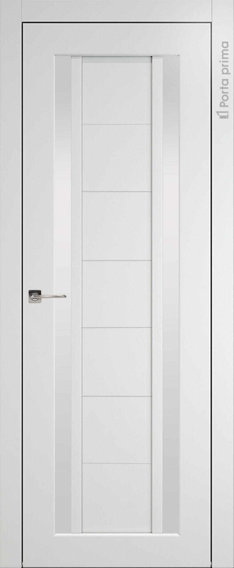 Palazzo цвет - Белая эмаль (RAL 9003) Без стекла (ДГ)