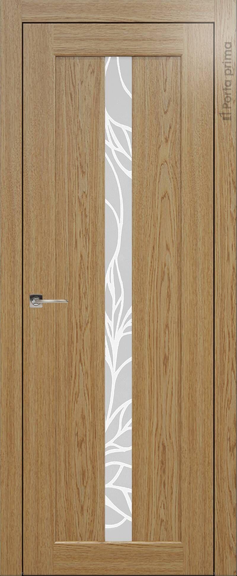 Pianta цвет - Дуб карамель Без стекла (ДГ)