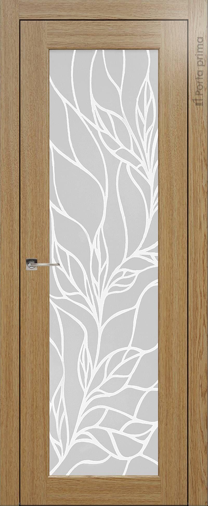 Pianta цвет - Дуб карамель Со стеклом (ДО)