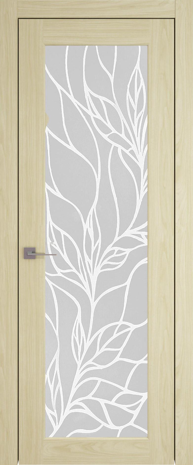 Pianta цвет - Дуб нордик Со стеклом (ДО)