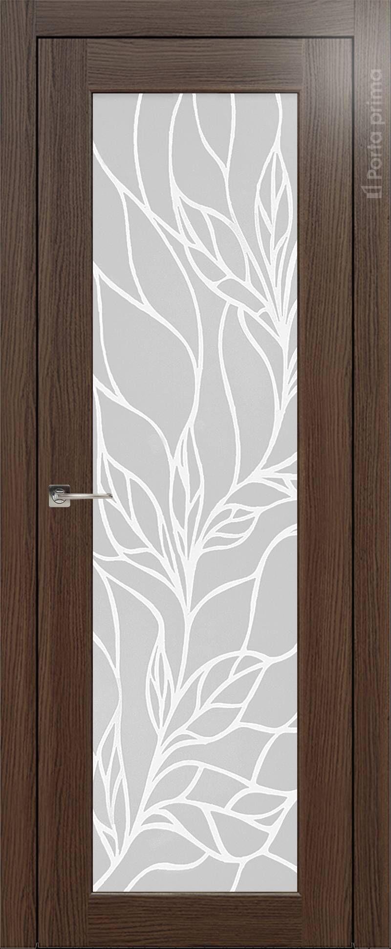 Pianta цвет - Дуб торонто Со стеклом (ДО)
