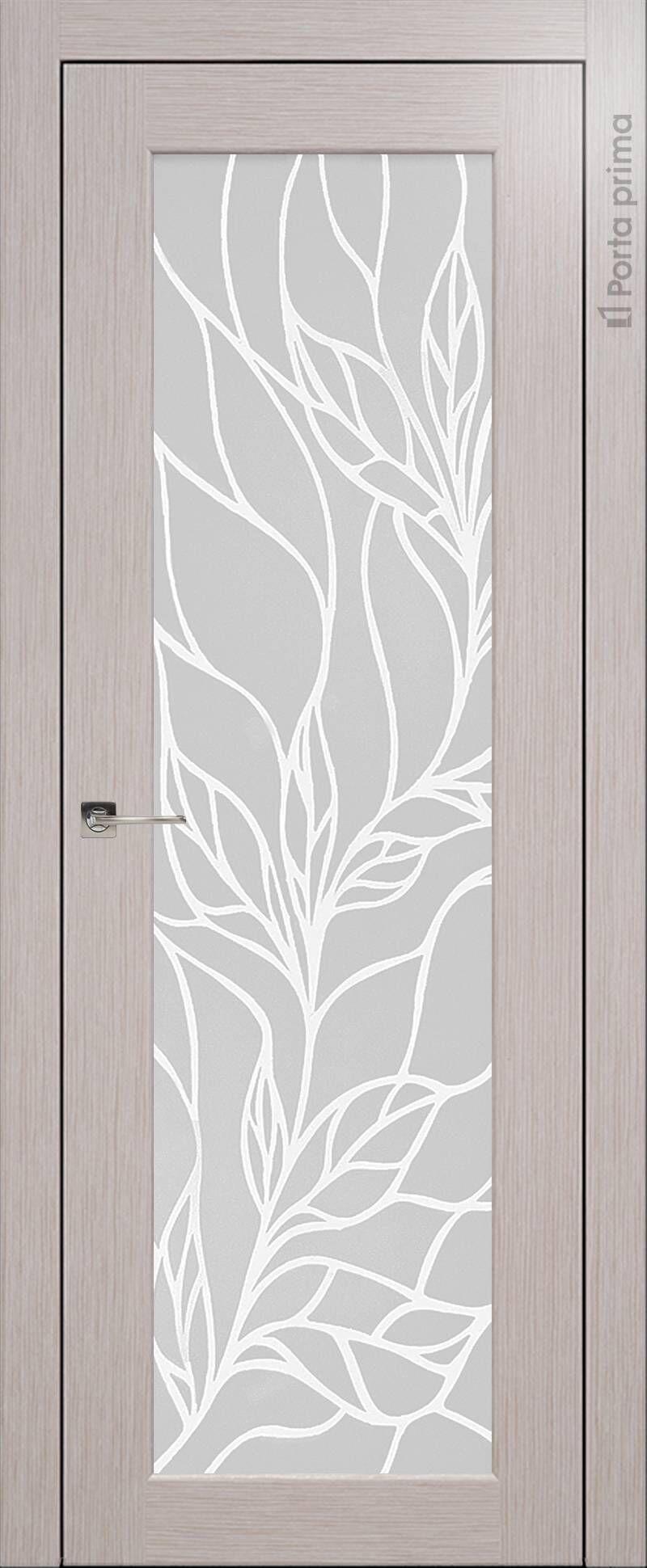Pianta цвет - Дымчатый дуб Со стеклом (ДО)