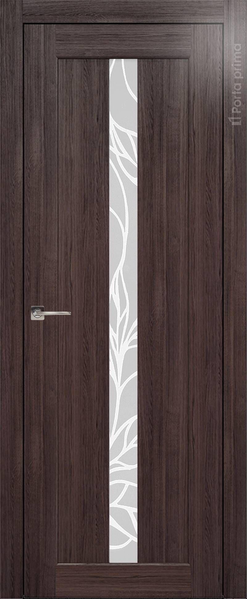 Pianta цвет - Венге Нуар Без стекла (ДГ)