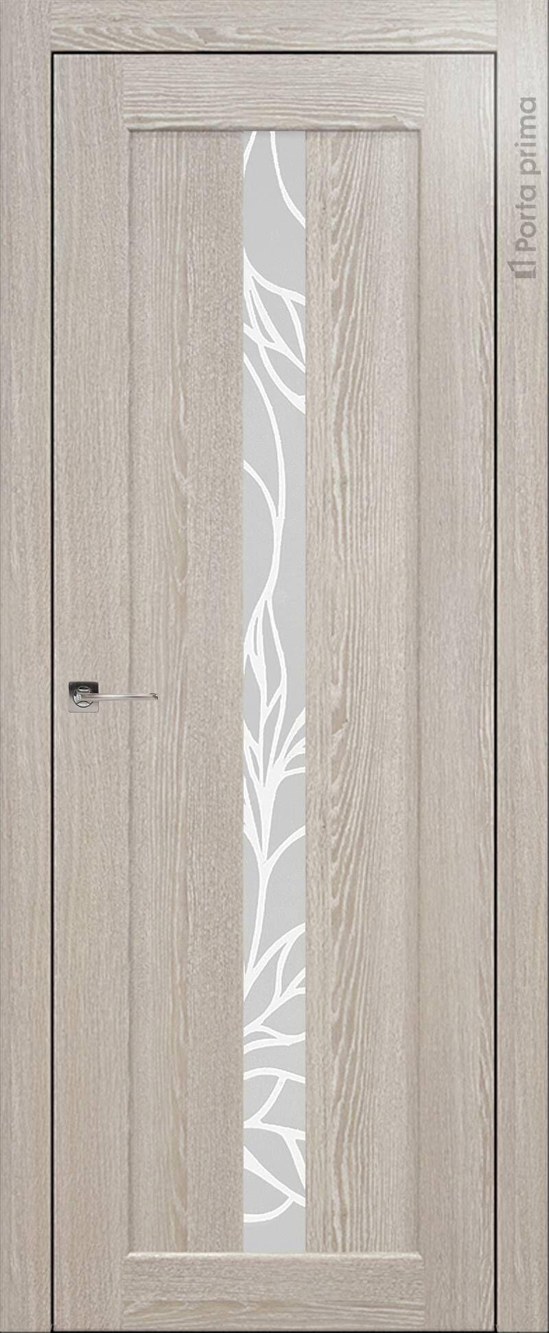 Pianta цвет - Серый дуб Без стекла (ДГ)